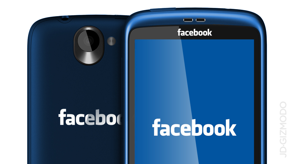 Facebook phone, Facebook smartphone
