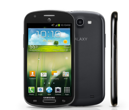 Samsung Galaxy Express updated to Jelly bean 4.1