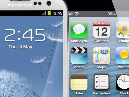 iphone-5-vs-galaxy-s3-os