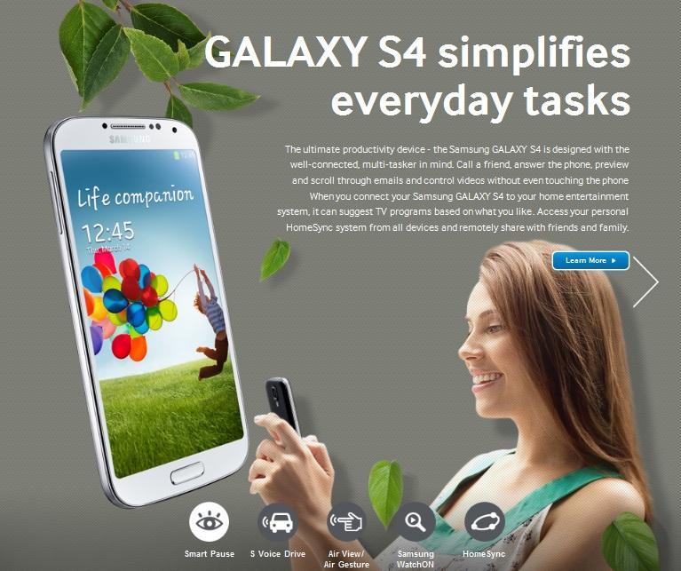Galaxy S$ ATTATT S4