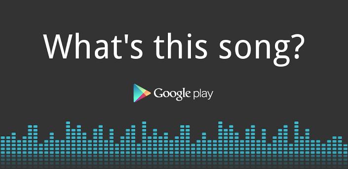 Google, SOund search, Music search, google Play sound search