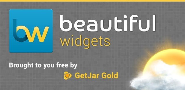 Beautiful-Widgets-Gold