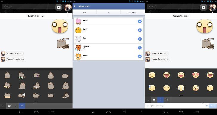 chat stickers Facebook Messenger sticker Facebook stickers Facebook emoticons Facebook messenger emoticons activate facebook emoticons