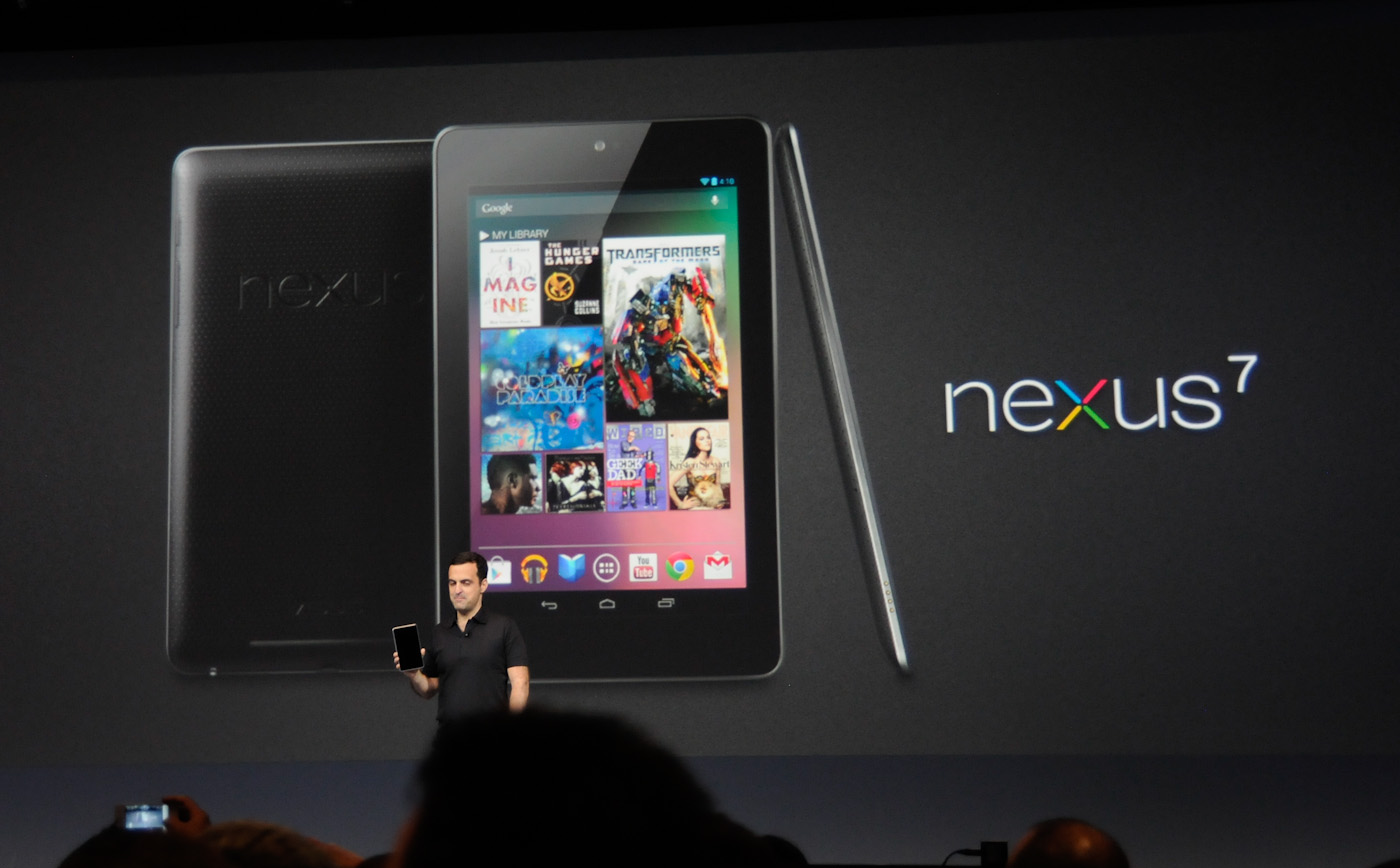 Nexus 7, Nexus 7 2013