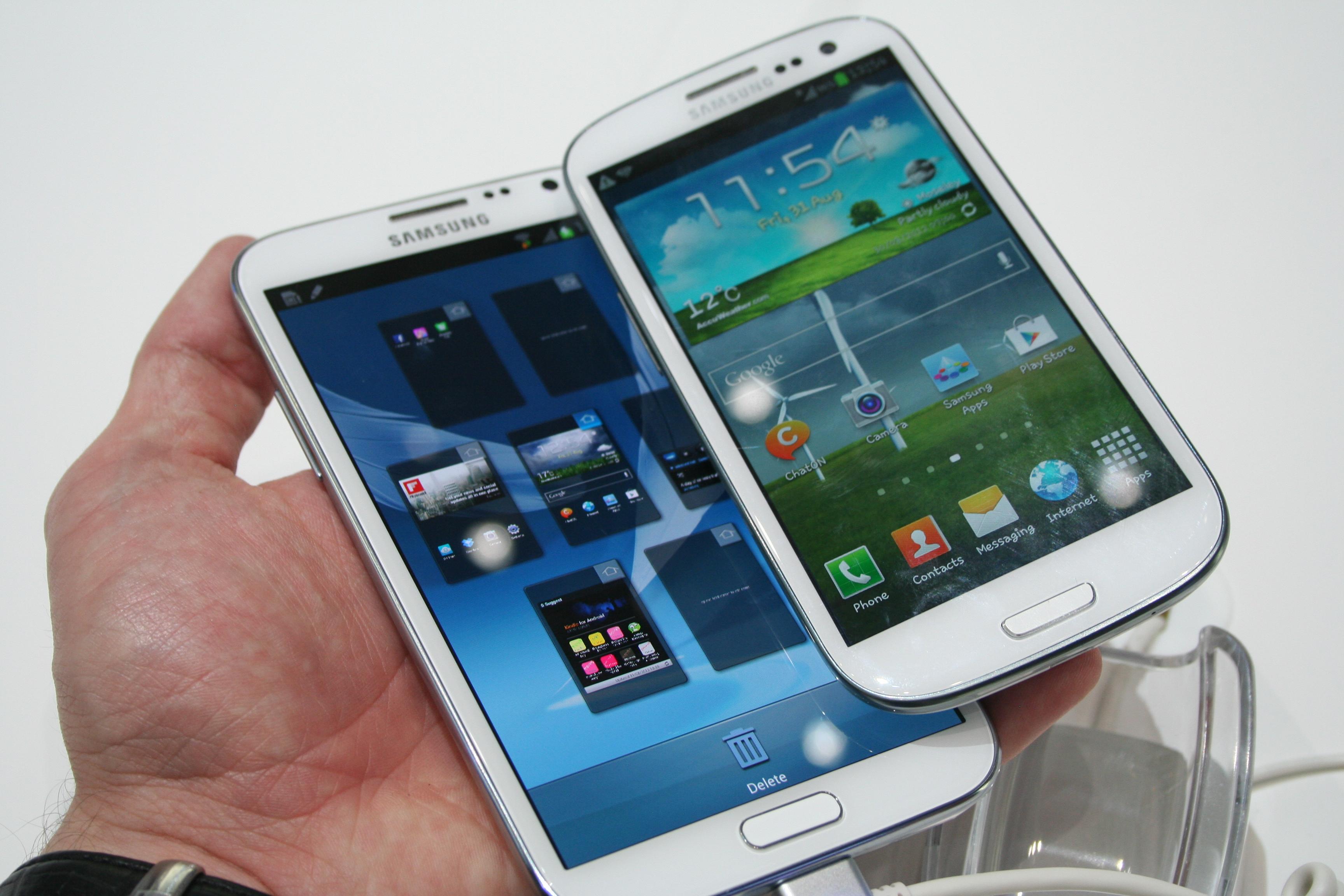Galaxy Note 3 dan variannya