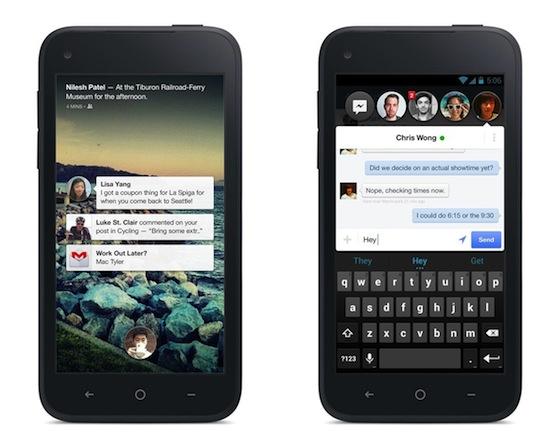 HTC First HTC Facebook Phone