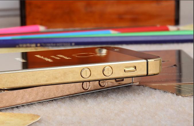 iPhone5_golden