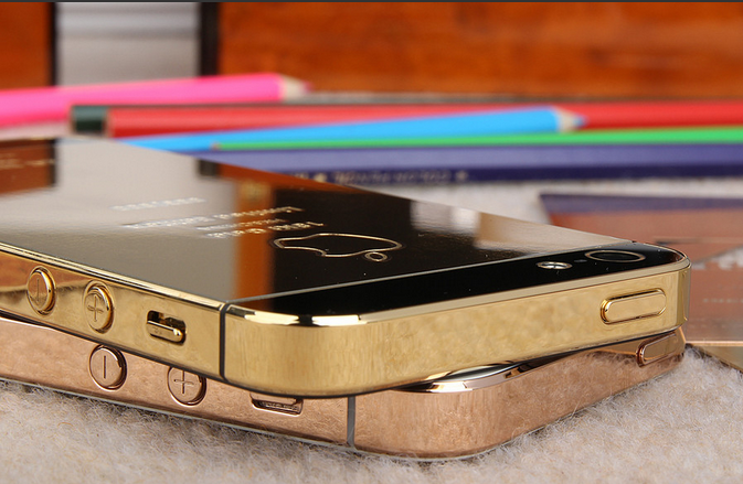 iPhone5_golden2