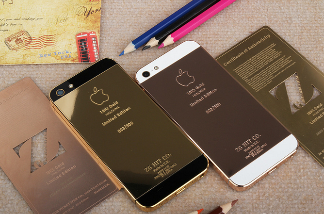 iPhone5_golden4