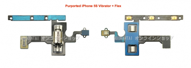 iPhone 5S, iPhone 5S parts, iPhone 5S leaked