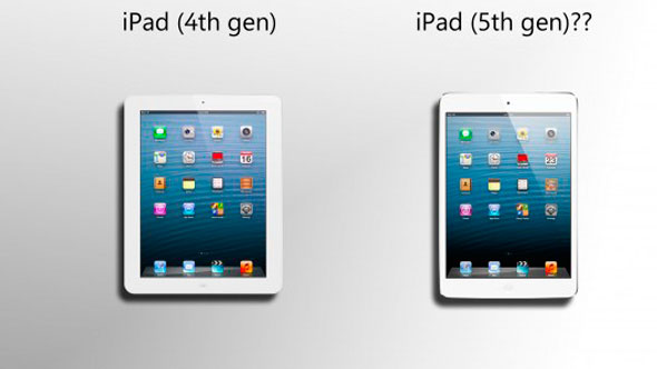 iPad 5 next iPad New iPad iPad original iPad 2013 Future iPad iPad launch ipad 5 launch iPad 5 price 10