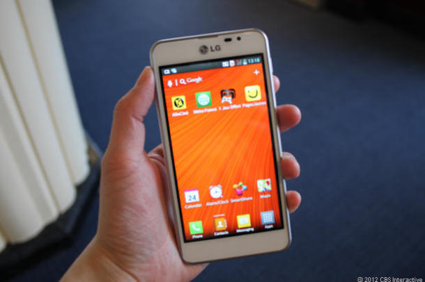 LG Optimus F5 Announced today, Detailed specifications ...