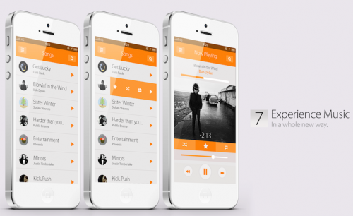 iOS-7-concept-Simply-Zesty-Music-500×306