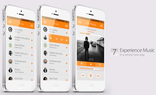 iOS-7-concept-Simply-Zesty-Music-500×306