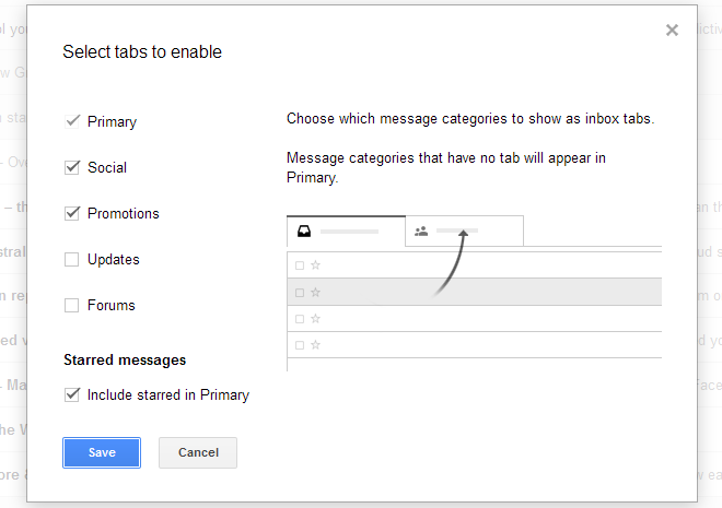 Gmail tabs, Gmail new featured tabs, New gmail tabs interface, How to enable tabs in Gmail, How to get the new Gmail interface, Gmail new buttons, Gmail updated interface, Gmail, Gmail 2013, Gmail updates, How to use new Gmail, how to enable new Gmail tabs (2)