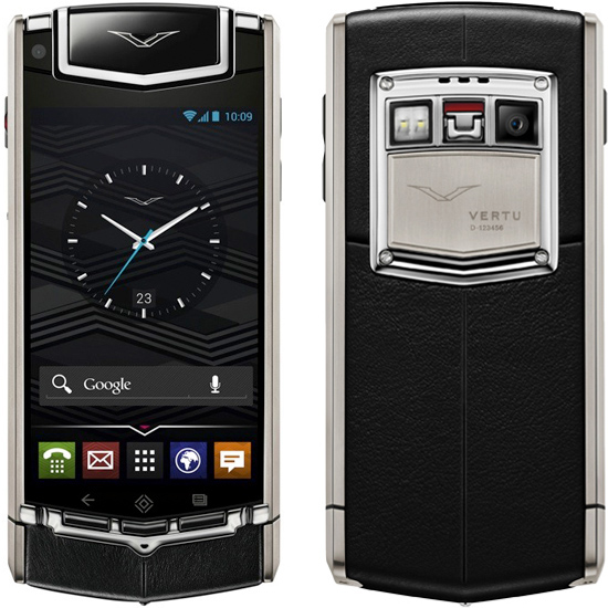 Vertu TI Vertu Vertu TI Red Vertu TI Blue Vertu TI new colors Vertu TI availability Vertu TI price Virtu Android Virtue specs 8