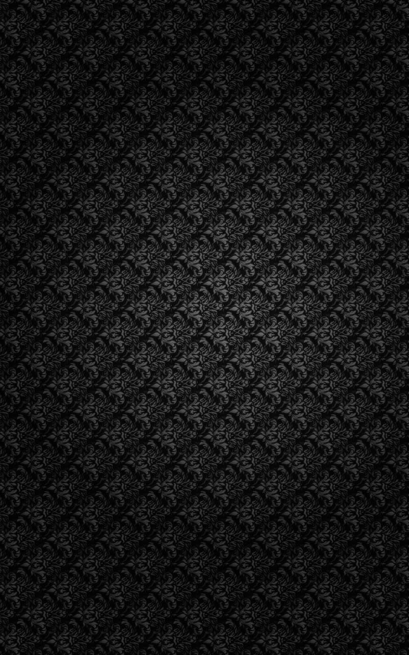 Black Textured Nexus 7 Wallpaper