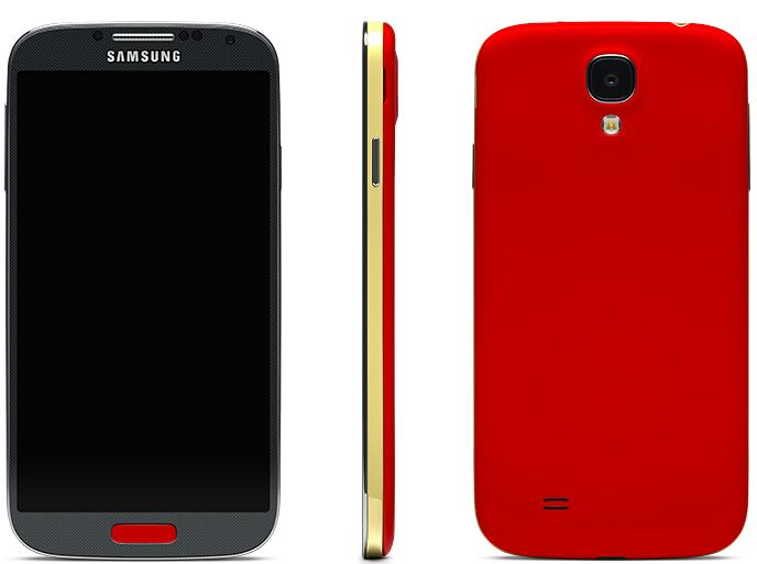 ColorWare Custom Samsung Galaxy S4 1
