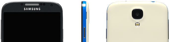 Galaxy S4 customized, galaxy S4 colors, galaxy S4 colorware, colorware galaxy s4