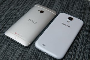HTC One Google edition, Samsung Galaxy S4 google edition