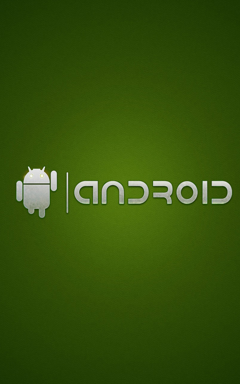 Green Android Nexus 7 Wallpaper