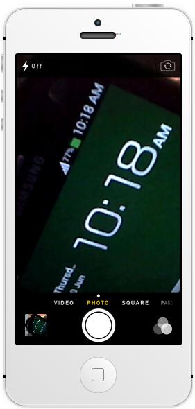 Interactive iOS 7 Demo Simulator   Recombu Mobile
