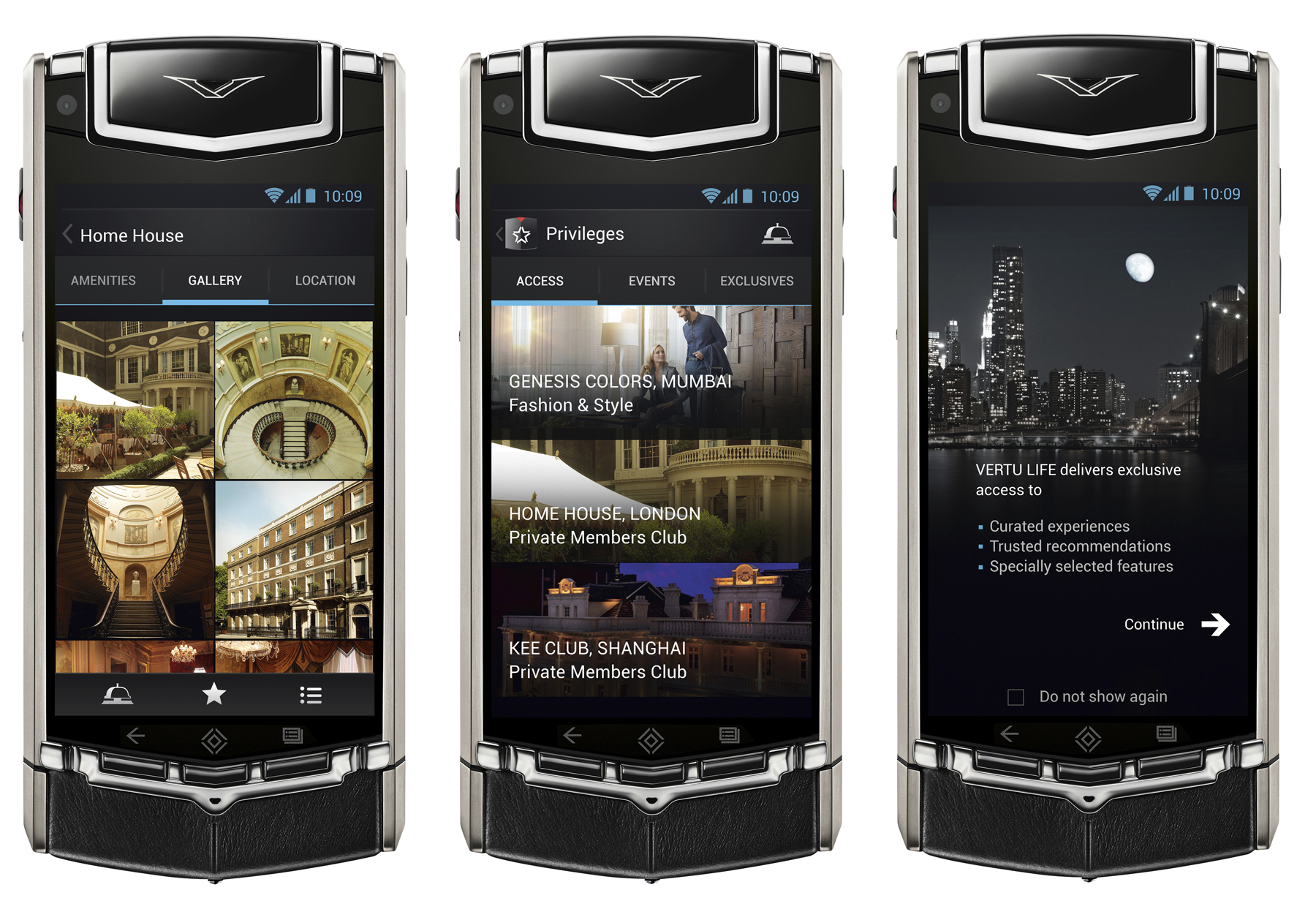 Vertu TI Vertu Vertu TI Red Vertu TI Blue Vertu TI new colors Vertu TI availability Vertu TI price Virtu Android Virtue specs 7