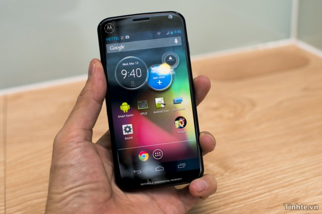 Motorola X smartphone specs leaked, seems to be more of a Mid-Range phone.