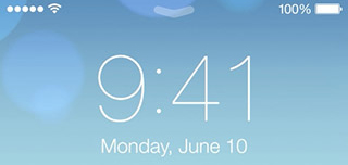 Lockscreen, iOS 7 lockscreen, Download ios7 lockscreen, ios 7 theme, iOS flat theme, LockScreen iOS 7