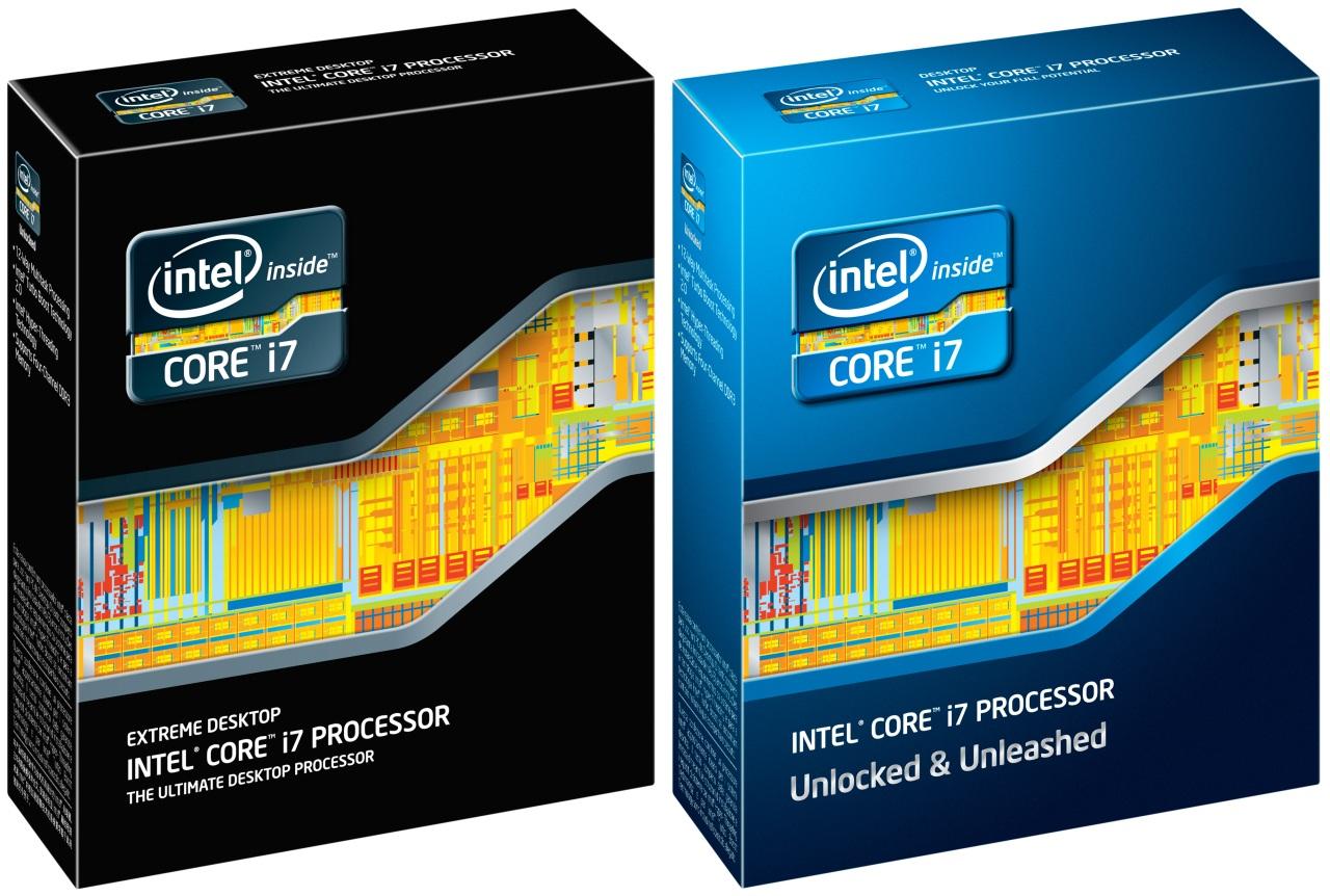 Intel Core i7 Ivy Bridgee