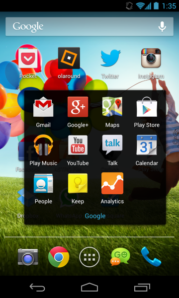 google apps, Gapps CyanogenMod, Google apps for CyanogenMod, CyanogenMod 10.1, CyanogenMod 10 apps,