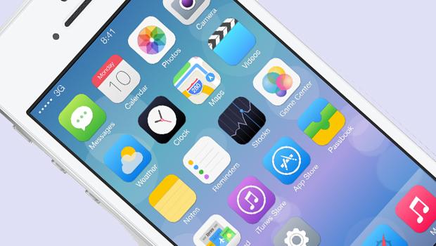 iOS 7 theme iOS 7 Android jbOS7 IOS7 theme for android Android iOS 7 theme Android Apple theme How to iOs7 theme