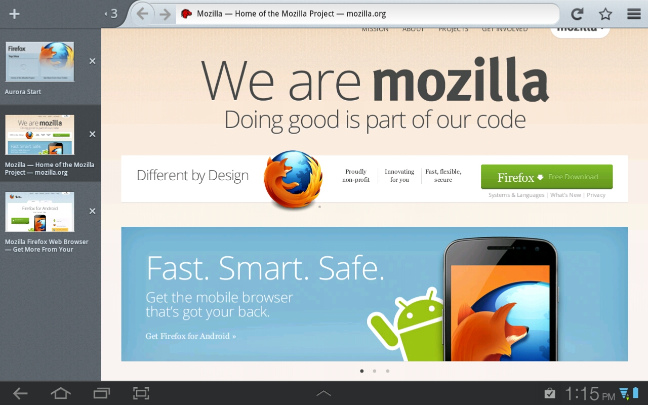 Firefox tablet, firefox OS, Firefox OS tablet, Mozilla tablet, Han Hai tablet, Firefox Han hai tablet, Firefox 2103, latest firefox tablet