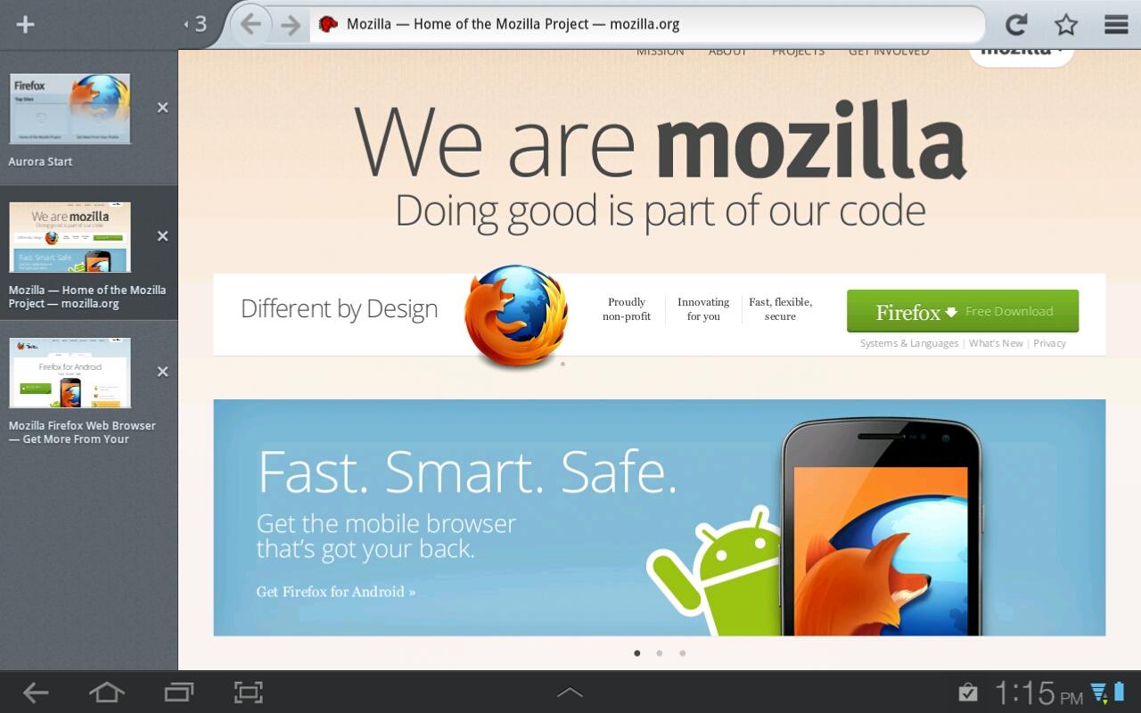 Firefox tablet, firefox OS, Firefox OS tablet, Mozilla tablet, Han Hai tablet, Firefox Han hai tablet, Firefox 2103, latest firefox tablet (1)
