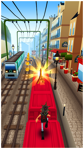 Subway Surfers Paris, SS Paris, Subway Paris (4)
