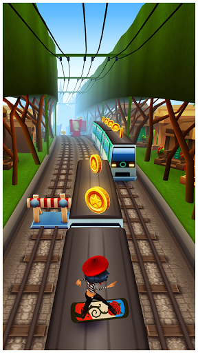 Subway Surfers Paris, SS Paris, Subway Paris (3)