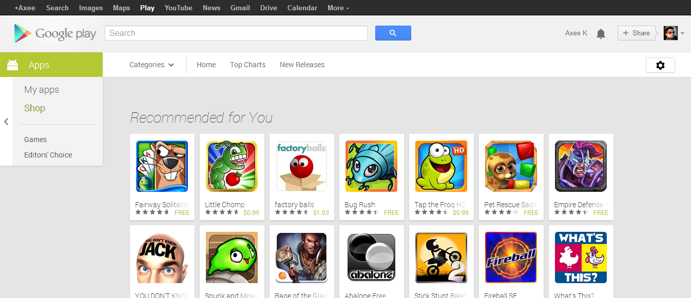 Google Play Store, Google store update, Google Play store update