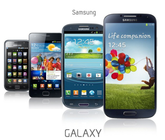 Samsung phones,