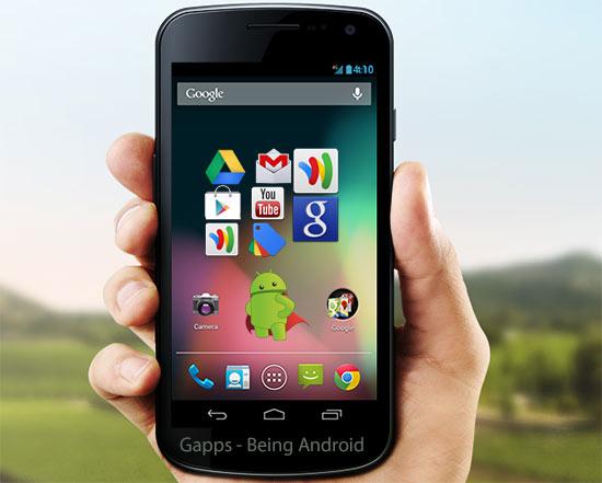 Download-Gapps-Google-apps