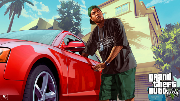 GTA 5, GTA 5 Wallpapers, GTA 5 xbox 360