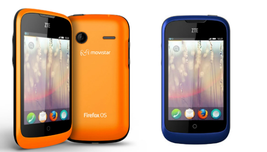 ZTE Open running FireFox OS have been announced in Spain with full Price and specs details.