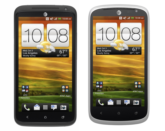 HTC one X and HTC One X+