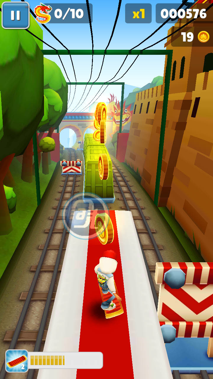 Subway Surfers Beijing S3 cheats, Subway Surfers Beijing Galaxy S4