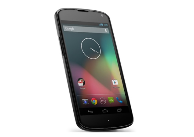 Now Google Nexus 4 is available at 25% off Price