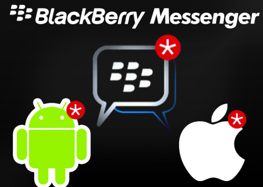 BlackBerry Messnger coming for Android and Apple