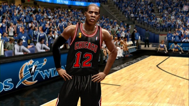 NBA Live 14 Latest Screenshot