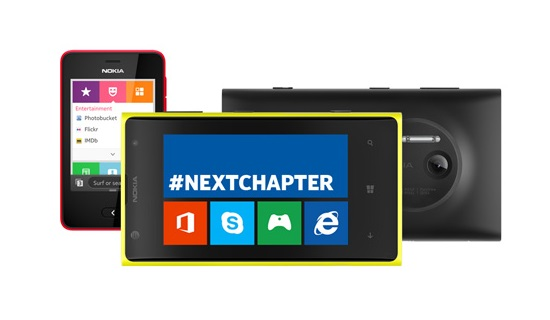 Nokia, Microsoft