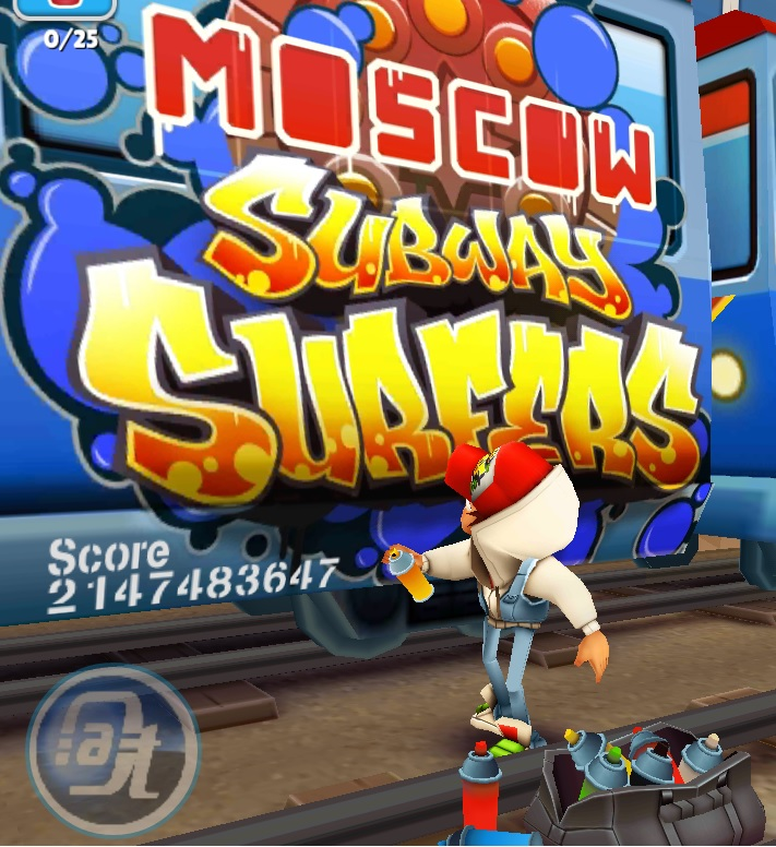 Subway Surfers Moscow Hack