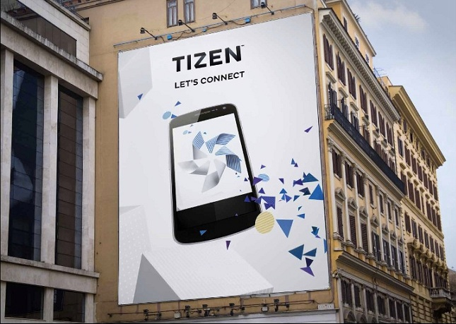 Tizen OS manufactures