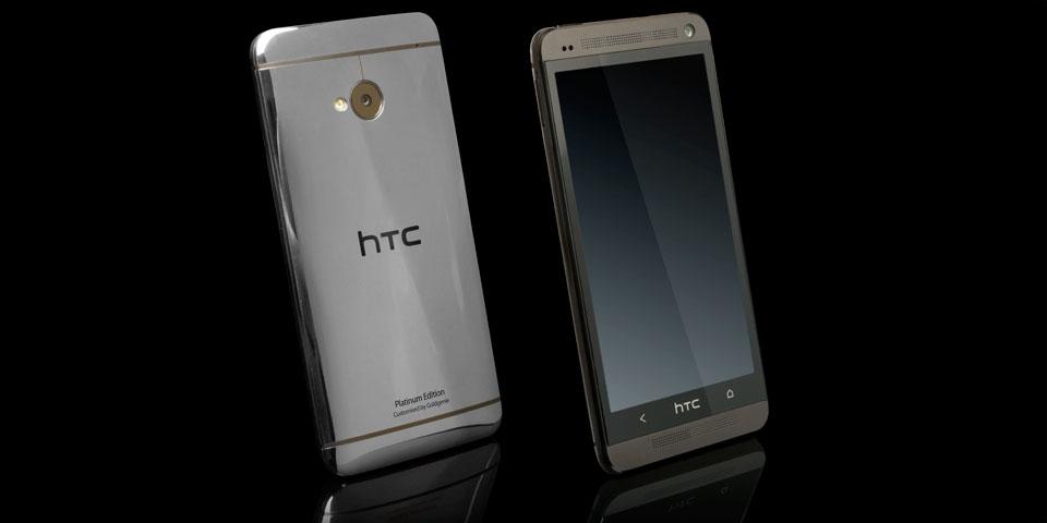 HTC One Platinum